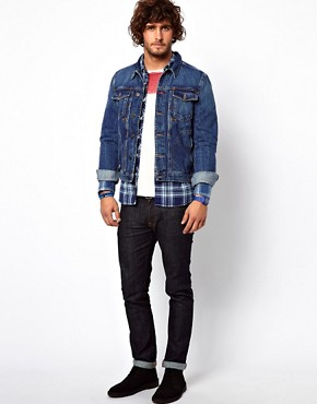 Image 4 ofHilfiger Denim Denim Jacket