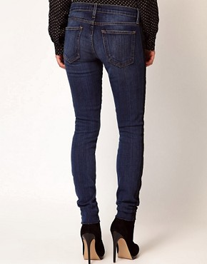 Image 2 ofCurrent/Elliott Rolled Skinny Jeans