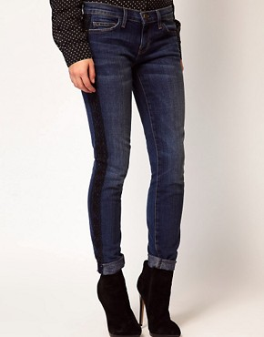 Image 4 ofCurrent/Elliott Rolled Skinny Jeans