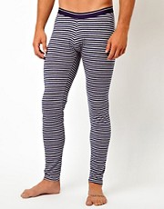 ASOS  Gestreifte Meggings