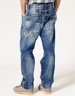 Image 2 ofG Star Motor 5620 Loose Embro Jeans