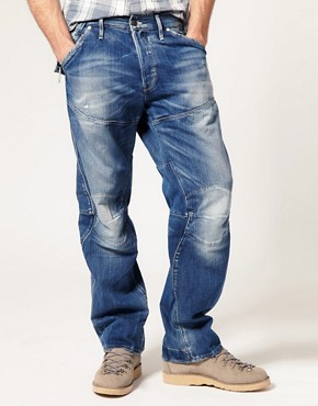 Image 1 ofG Star Motor 5620 Loose Embro Jeans