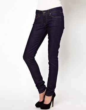 Image 1 ofPepe Jeans Soho Skinny Jeans