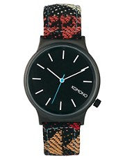 Komono Watch Navajo Wizard-Print Series