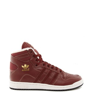 Image 4 ofAdidas Originals Decade Shearling Lined Trainers