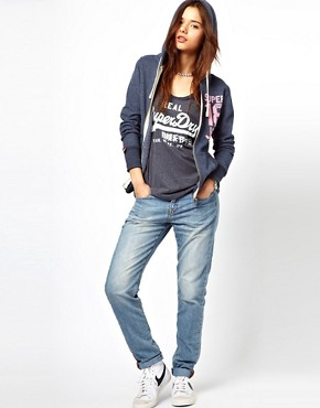 Image 4 ofSuperdry Boyfriend Jeans