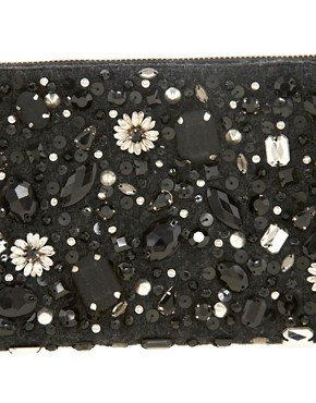 Image 2 ofASOS Beaded Clutch