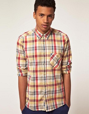 Image 1 ofASOS Check Shirt