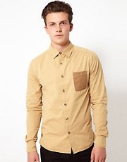 Revolution Shirt with Contrast Pockets