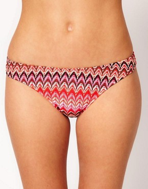 ASOS Knitted Crochet Hipster Bikini Pant
