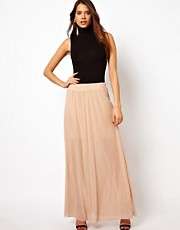 Rare Lurex Maxi Skirt