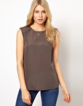 Image 1 ofOasis Sporty Shell Top