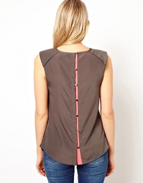 Image 2 ofOasis Sporty Shell Top