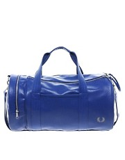 Fred Perry Perforated Barrel Bag