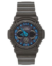 Casio G-Shock GA-200SH-2ADR Watch Exclusive to ASOS