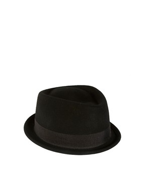Image 2 ofASOS Felt Pork Pie Hat