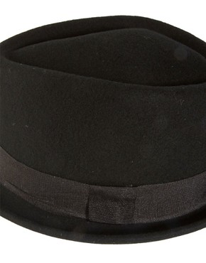 Image 3 ofASOS Felt Pork Pie Hat