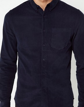 Image 3 ofASOS Cord Shirt