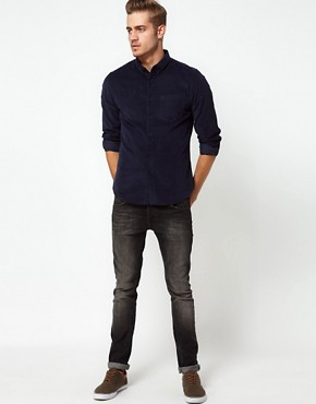 Image 4 ofASOS Cord Shirt