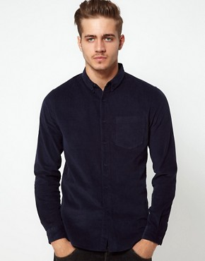 Image 1 ofASOS Cord Shirt