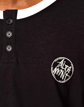 Image 3 ofAltamont 3/4 Sleeve Top Henley