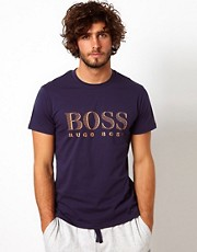 Boss Black  T-Shirt mit Logo