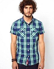 Superdry Washbasket Shirt with Short Sleeves