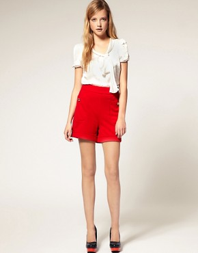 Image 1 ofA Wear Big Pocket Shorts