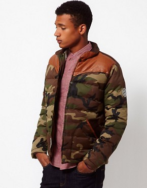 Image 1 ofBellfield Camo Jacket