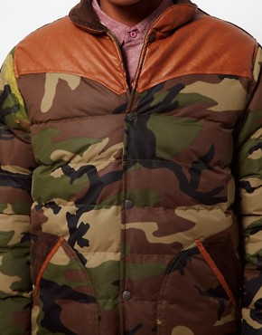 Image 3 ofBellfield Camo Jacket