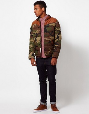 Image 4 ofBellfield Camo Jacket