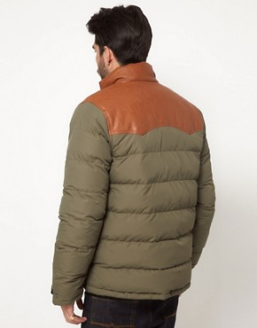 Image 2 ofASOS Quilted Jacket