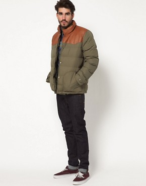Image 4 ofASOS Quilted Jacket