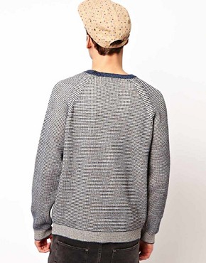 Image 2 ofRiver Island All Over Textured Jumper