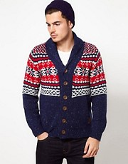 Voi Fairisle Cardigan