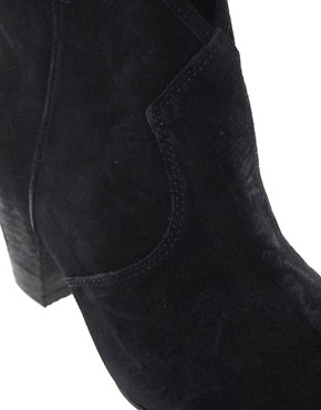 Image 3 ofAsh Jalouse Spiral Black Western Boots