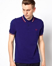 Fred Perry Slim Polo with Twin Tip