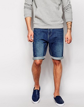 Ringspun Denim Short