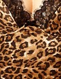 Image 3 of Von Follies By Dita Von Teese Animal Print Fitted Chemise