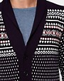 Image 3 ofRough Justice Cardigan Shawl Collar