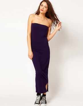 Image 4 ofAmerican Apparel Cotton Spandex Tube Dress