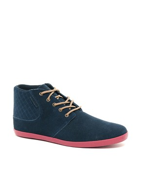 Image 1 ofJack &amp; Jones Exclusive To ASOS Hi-Top Trainers