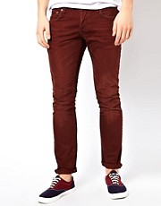 G Star Jeans 3301 Super Slim Coloured Denim