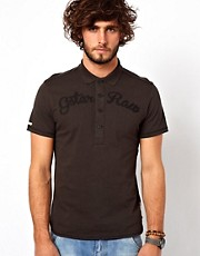G Star Polo Art Hartford Chest Embroidered Logo