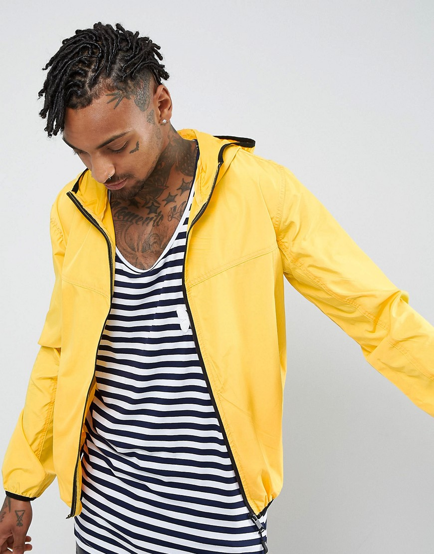 Brave Soul Festival Jacket - Yellow