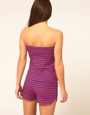 Image 2 ofPieces Stripe Playsuit