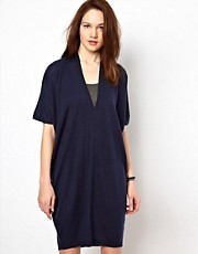 Ganni Manhattan Dress