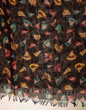 Image 2 ofOasis Pencil Shavings Scarf