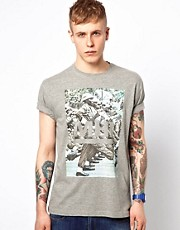 MHI By Maharishi T-Shirt Marching Logo