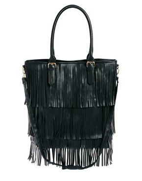 Image 1 ofNew Look Talia Tassel Tote